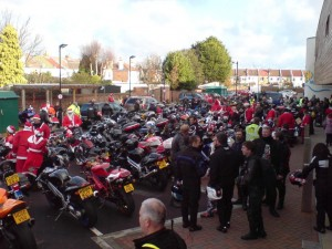 Mary Rose Toy Run 2009